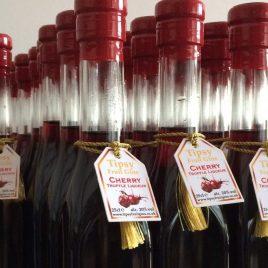Cherry Truffle Liqueur
