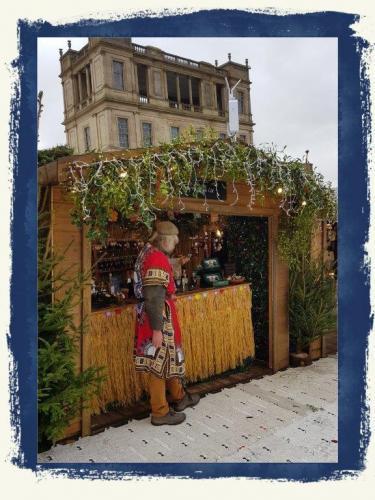 Chatsworth Christmas Market 2019