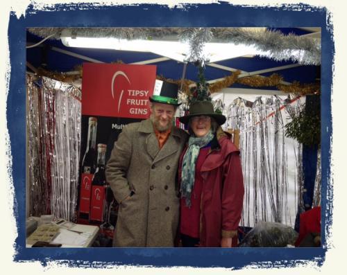 Chatsworth Christmas Market 2014