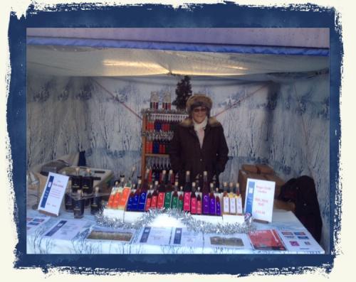Chatsworth Christmas Market 2015