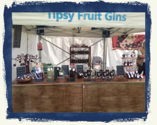 Stand At Ludlow Food Festival 2019